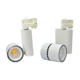 Spots LED pour rail