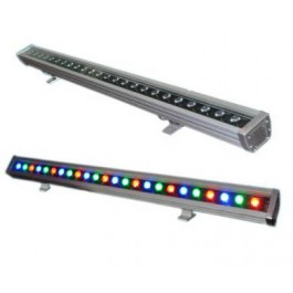 Rampe LED couleurs 100cm 36w