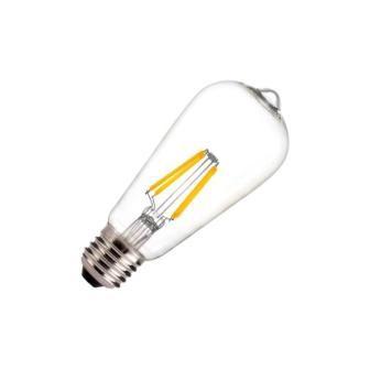 Ampoule E27 Filament LED 6W dimmable