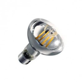 ampoule R80 E27 chaud 2200°K LED