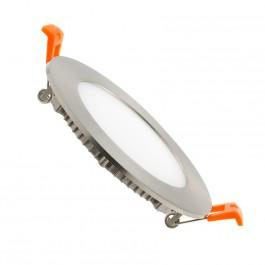 Plafonnier design led alu 6w