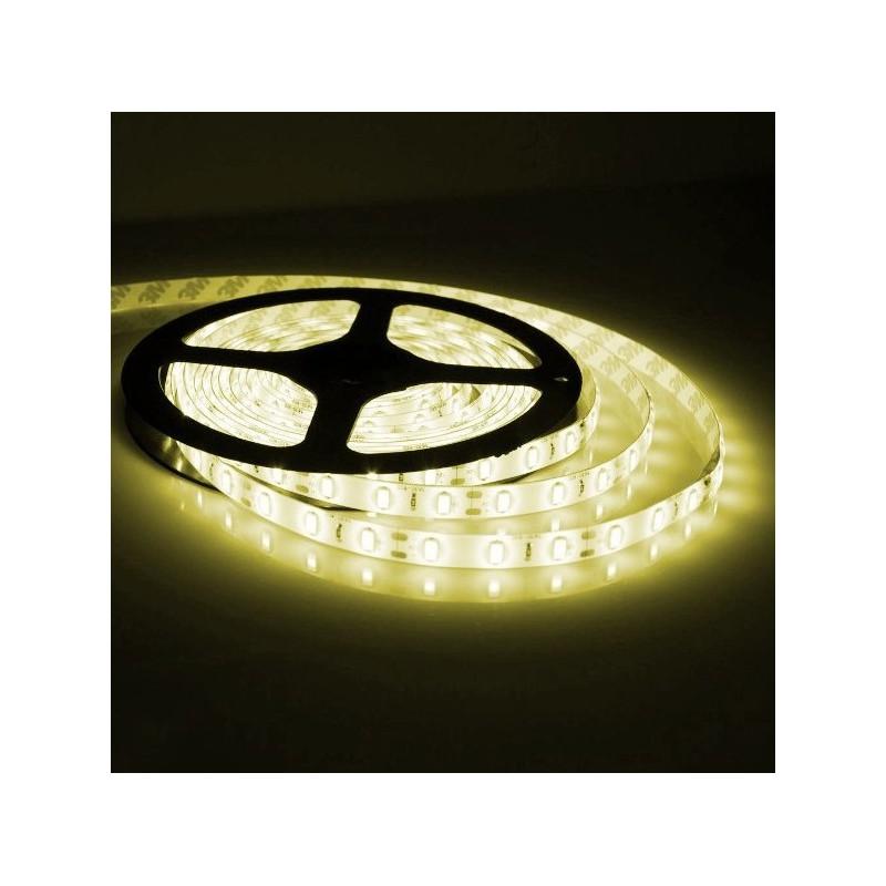 bandeau led professionnel 12v blanc chaud. Black Bedroom Furniture Sets. Home Design Ideas