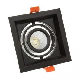 Encastré LED carré 10W