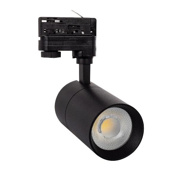 Spot sur rail LED 20W