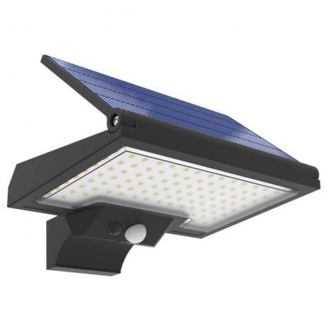 Applique LED solaire 10W a détection de mouvements