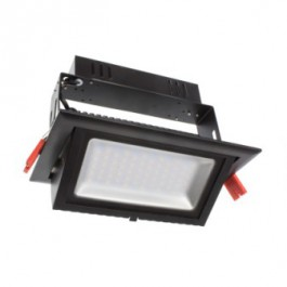 Projecteur LED magasin 30W - Noir