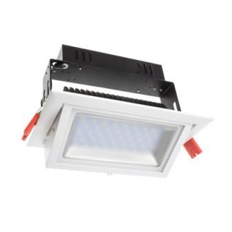 Projecteur LED magasin 50W - Blanc