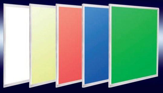 Dalles Led RGB couleurs 600X600
