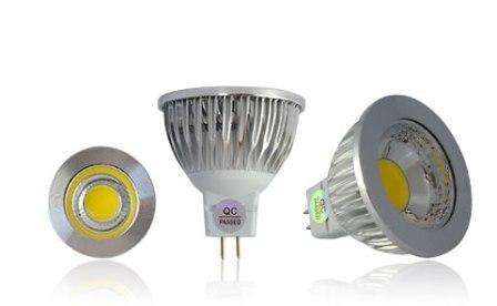 Ampoule GU5.3 4W LED COB