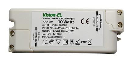Alimentation électronique 12V 10W