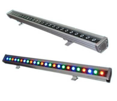 Rampe LED 100cm professionnelle RGB DMX