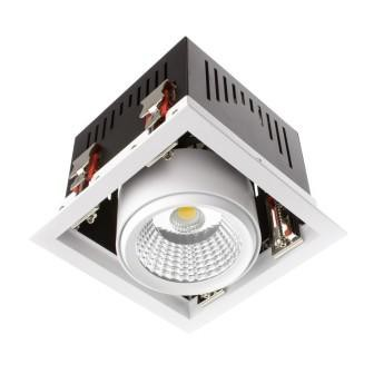 Encastré de plafond carré 30W LED