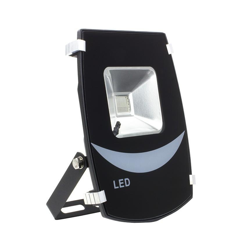 Projecteur LED 50W RGB plat design