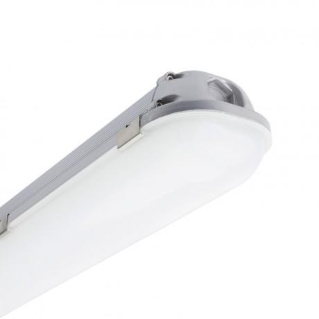 Réglette professionnelle aluminium LED 40W 120cm
