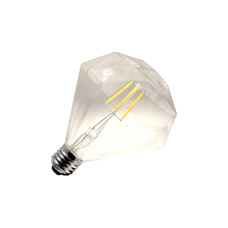 Ampoule E27 Diamant LED 4W dimmable