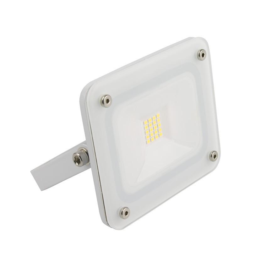 Projecteur Design 10W  - LED ultra-plat - blanc
