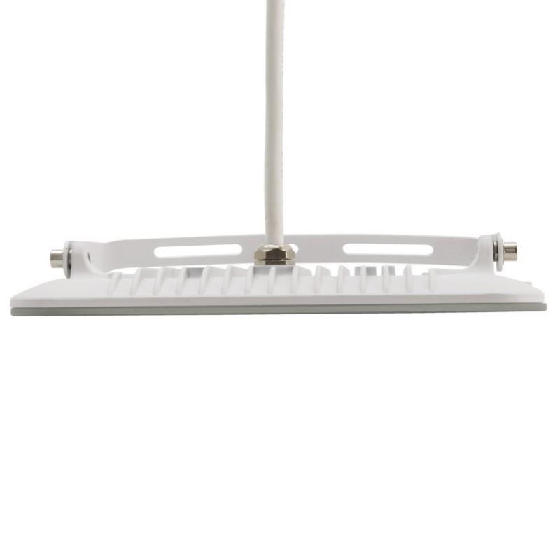 Projecteur plat led haute puissance 50w blanc for Projecteur led interieur