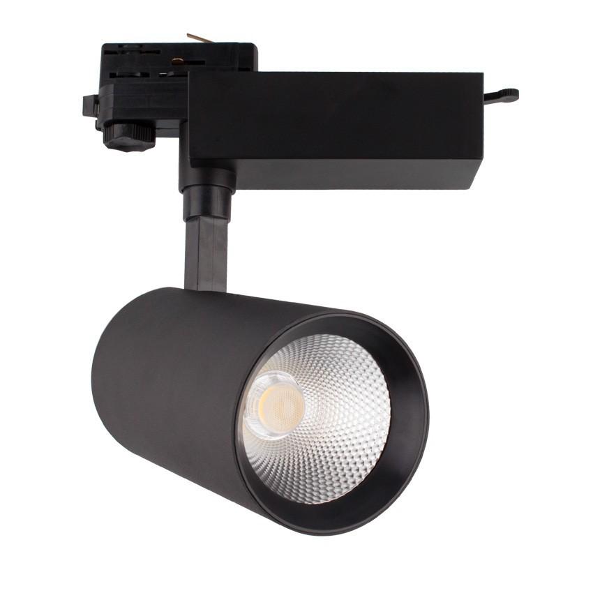 Spot sur rail Ecoline LED 30W