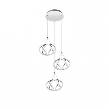 Plafonnier 3 sphères HANOVRE - LED