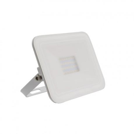 projecteur plat blanc 20W
