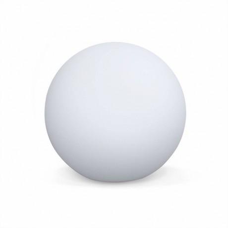Boule lumineuse solaire 26cm