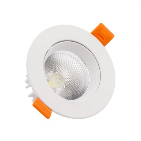 Spot plafond LED - 7W Blanc