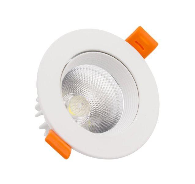 Spot encastrable LED 7W - Blanc