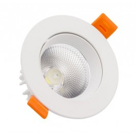 Spot orientable encastrable LED 12w