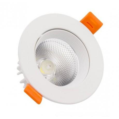 Spot orientable encastrable LED 12w