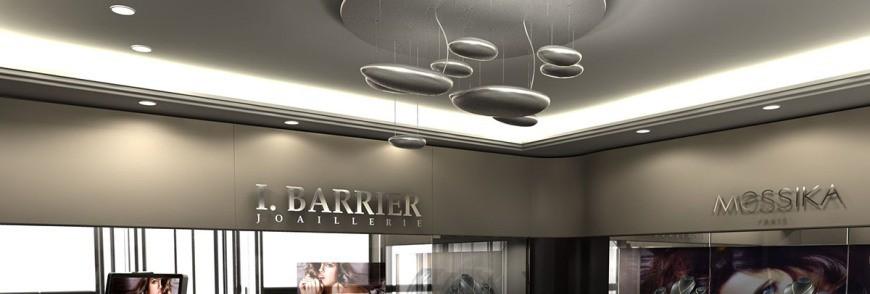 Luminaires professionnels LED - Eclairage général