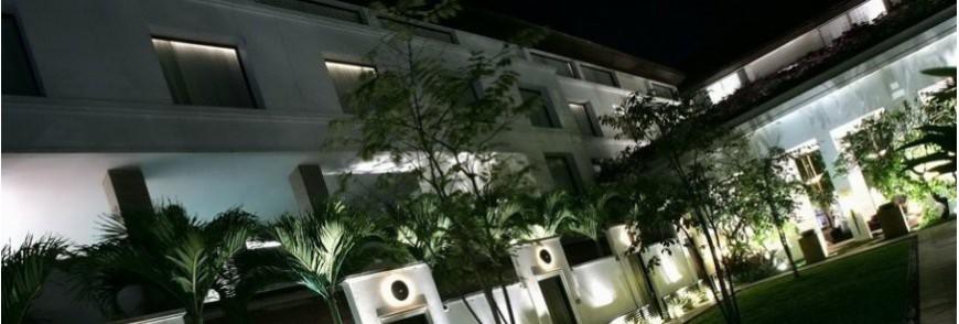 Appliques murales LED